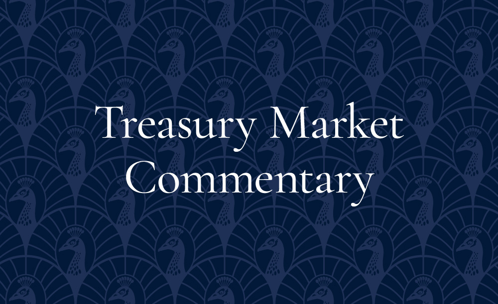 Treasury Market Commentary